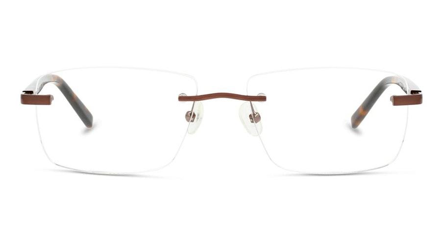 C-Line CL HM04 Men's Glasses Brown