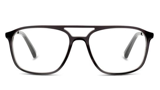 IS HM14 Men's Glasses Transparent / Grey