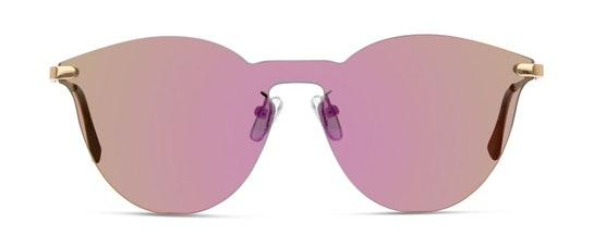 SN GF03 Women's Sunglasses Red / Gold