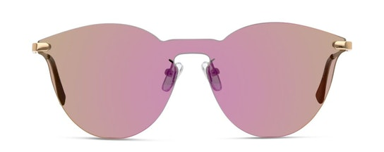 SN GF03 (PD) Sunglasses Red / Gold