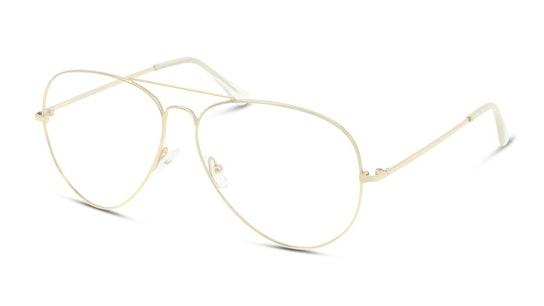 SN JU01 (Large) Men's Glasses Transparent / Gold