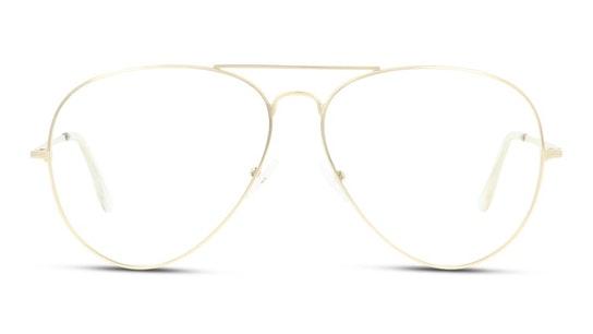 SN JU01 (Large) (DD) Glasses Transparent / Gold