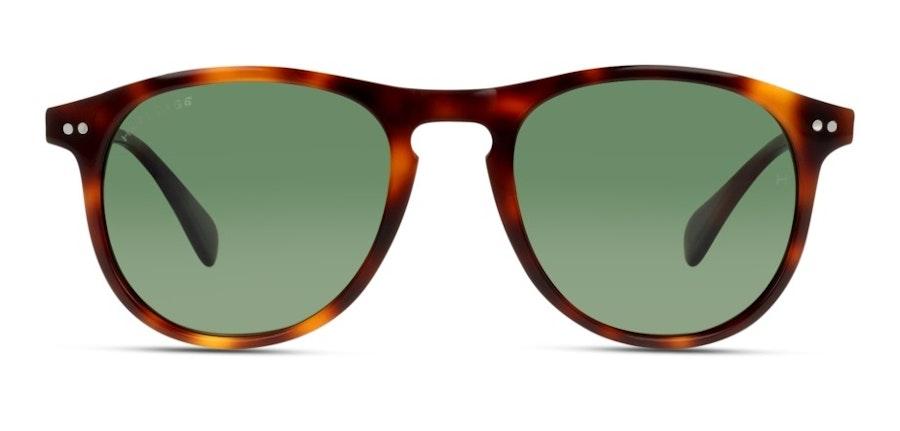 Heritage HS JM00WC Men's Sunglasses Green / Tortoise Shell