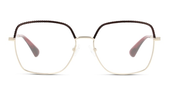SY KF07 (RR) Glasses Transparent / Red