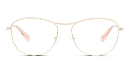 SY KF09 (DD) Glasses Transparent / Gold