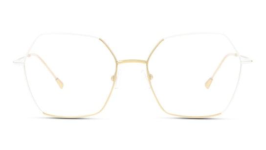 FU KF10 (DW) Glasses Transparent / Gold