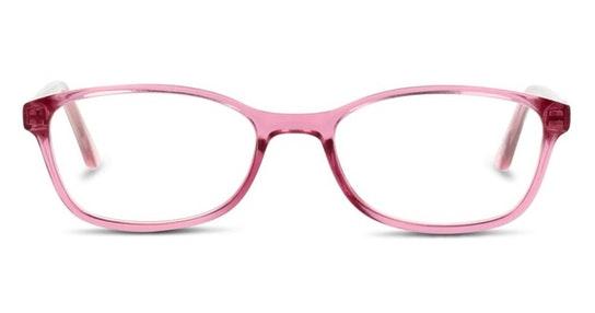 SN KK01 (PP) Children's Glasses Transparent / Pink