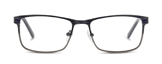 FU AM44 (LG) Glasses Transparent / Blue