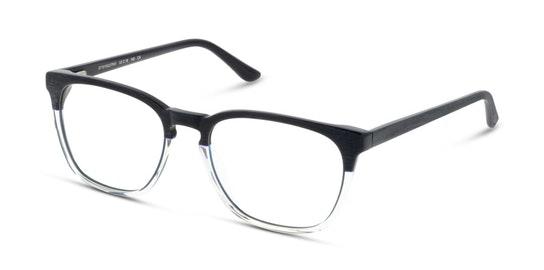 FU FM06 Men's Glasses Transparent / Blue