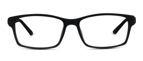 JU AM02 (BB) Glasses Transparent / Black