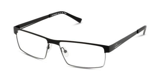 JU 43282 (Large) (C01) Glasses Transparent / Black