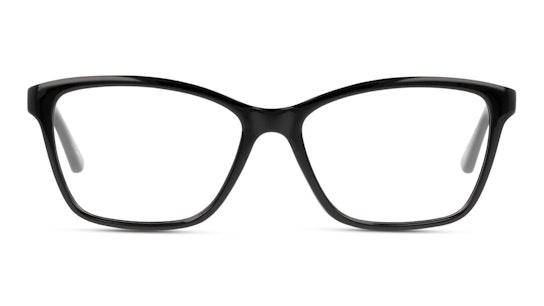SN FF10 Women's Glasses Transparent / Black
