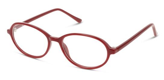 SN OF0007 (UU00) Glasses Transparent / Burgundy