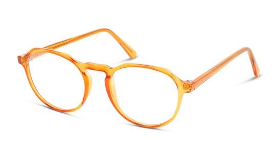 SN OU5008 (OO00) Glasses Transparent / Orange