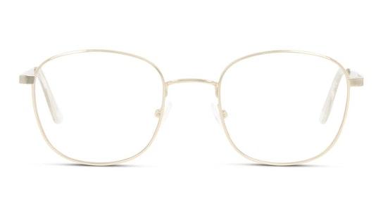 SN OU5010 Women's Glasses Transparent / Gold