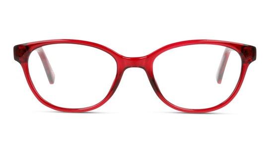 SN JK05 Children's Glasses Transparent / Red