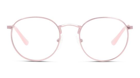 SN JT04 Children's Glasses Transparent / Pink