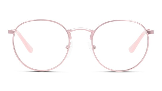 SN JT04 (PX00) Children's Glasses Transparent / Pink