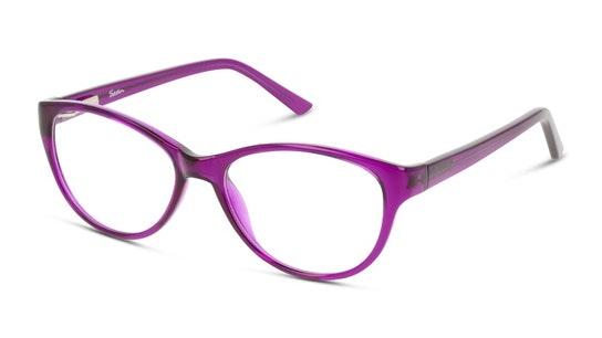 SN FT08 Children's Glasses Transparent / Violet