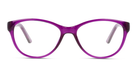 SN FT08 (VV00) Children's Glasses Transparent / Violet