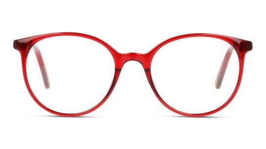 SN JT01 (RR00) Children's Glasses Transparent / Red