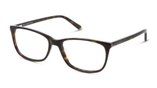 Bio-Acetate DB OF5036 (HH00) Glasses Transparent / Havana
