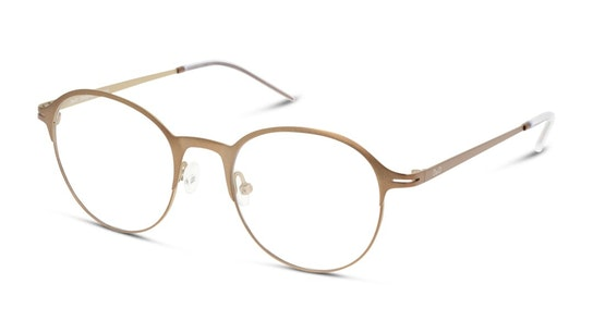 Titanium DB OU9000 Women's Glasses Transparent / Bronze