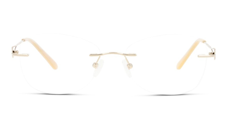 DbyD DB OF9006 Women's Glasses Gold