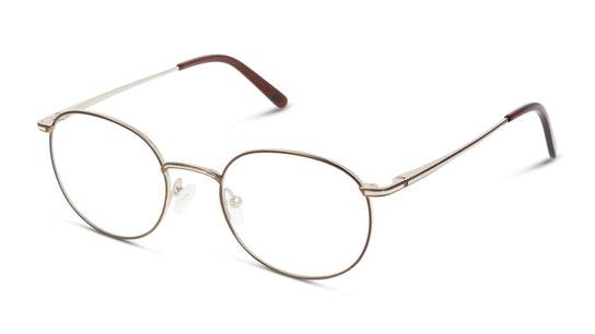 DB OM9006 (ZZ00) Glasses Transparent / Brown