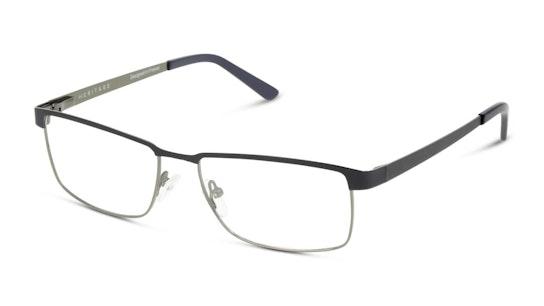 HE OM0003 Men's Glasses Transparent / Navy