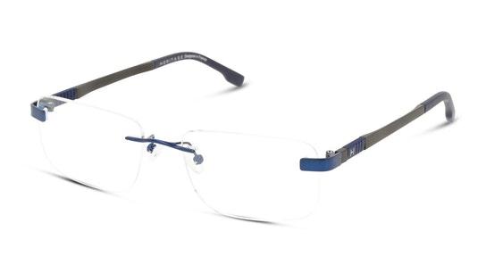 HE OM0019 (CG00) Glasses Transparent / Navy