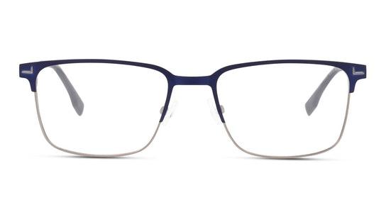 HE OM0021 (CC00) Glasses Transparent / Navy
