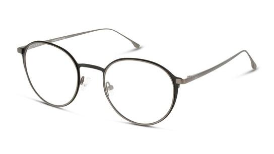 HE OM5017 (BG00) Glasses Transparent / Black
