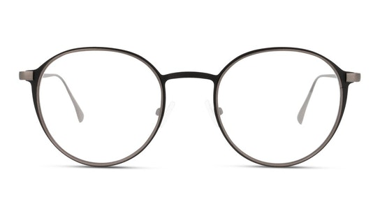 HE OM5017 Men's Glasses Transparent / Black