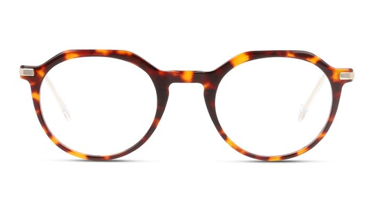 UNOF0069 (HD00) Glasses Transparent / Tortoise Shell
