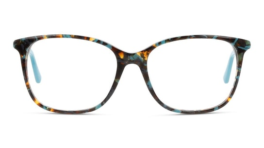 UNOF0035 Women's Glasses Transparent / Brown