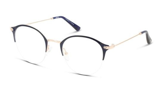 UNOF0104 Women's Glasses Transparent / Blue