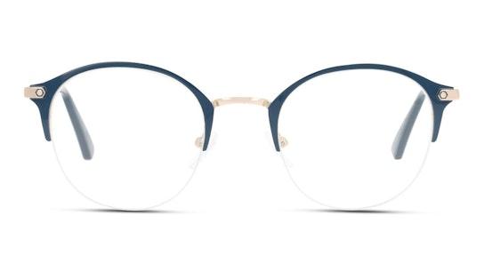 UNOF0104 Women's Glasses Transparent / Green