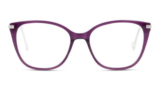 UNOF0072 Women's Glasses Transparent / Violet