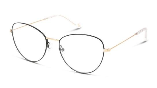 UNOF0077 (BD00) Glasses Transparent / Black
