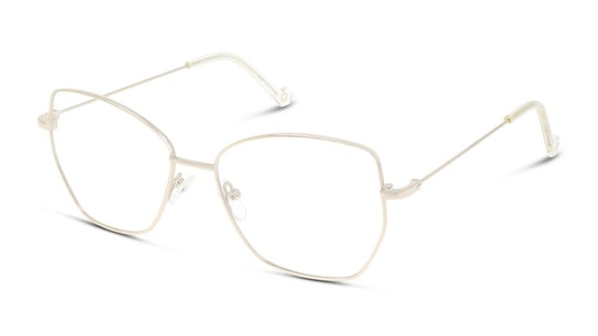 UNOF0078 Women's Glasses Transparent / Gold