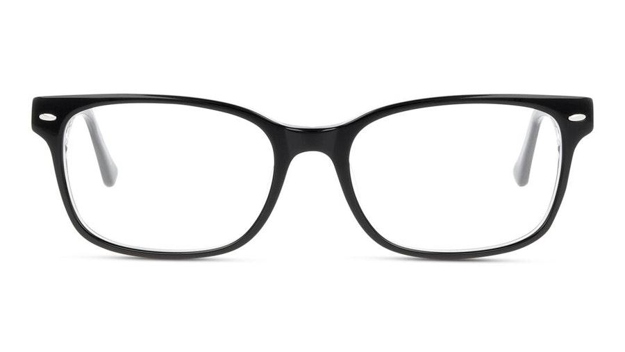 Unofficial UNOM0012 Men's Glasses Black 1