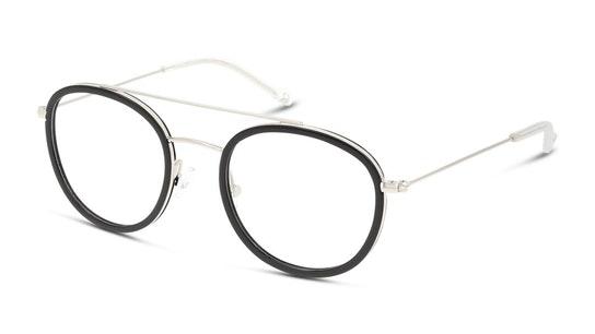 UNOM0064 Men's Glasses Transparent / Black