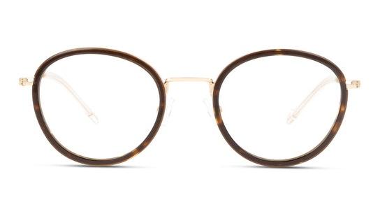 UNOM0070 Men's Glasses Transparent / Havana