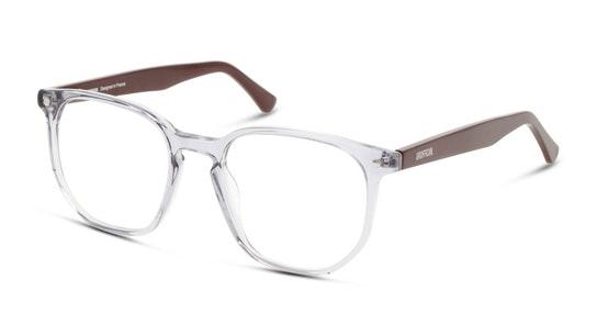 UNOM0063 Men's Glasses Transparent / Grey