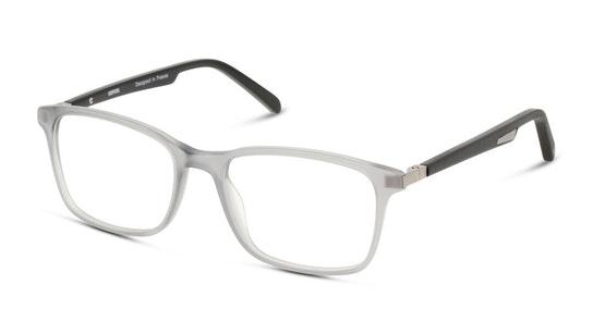 UNOM0075 Men's Glasses Transparent / Grey
