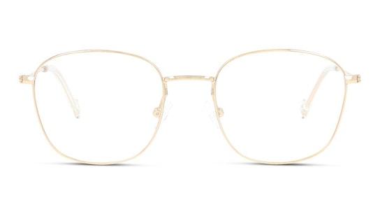 UNOM0066 Women's Glasses Transparent / Gold
