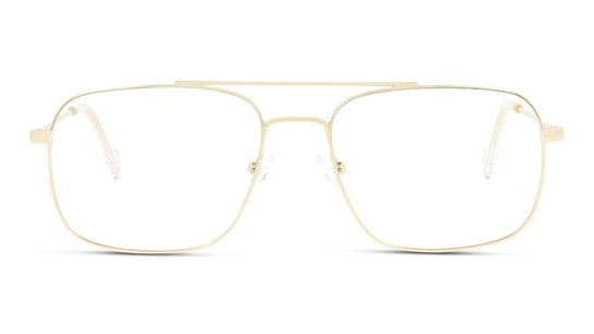 UNOM0074 Men's Glasses Transparent / Gold