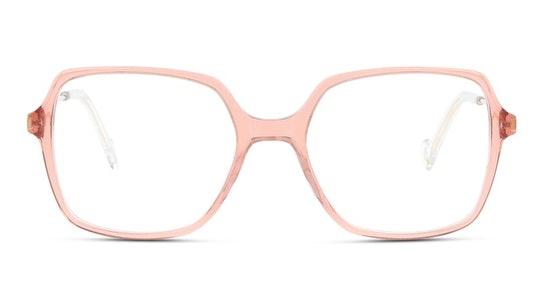 UNOT0048 (PD00) Children's Glasses Transparent / Pink