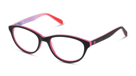 UNOT0061 (BB00) Children's Glasses Transparent / Black